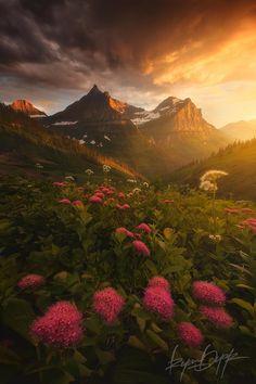 Glacier National Park - Montana - USA