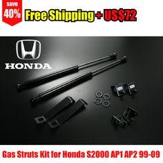 Gas Struts Kit for Honda S2000 AP1 AP2 99-09 – Autobahn88 – DAMP03 Free Shipping