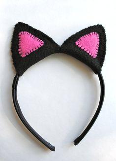 kitty cat headband - party pack
