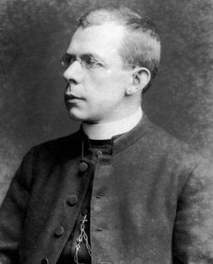 Father Thomas Byles - St. Helen's Parish in Ongar, Essex. He refused a lifeboat staying to help women and children to lifeboats, hearing confessions and absolution.  He went down with the ship and those he stayed with to give comfort to.