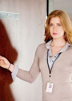 Amy Adams as Lois Lane, Man of Steel I like the business look Superman And Lois Lane, Superman Family, Emily Deschanel, Henry Cavill, Lois Lane Amy Adams, Amy Adams Enchanted, Actress Amy Adams, Dc Movies, Man Of Steel