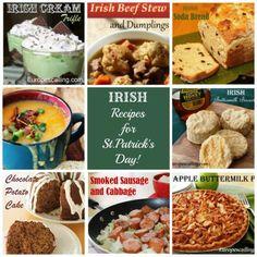 Irish Recipes www.europescalling.com