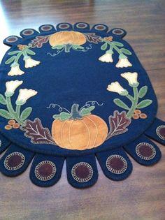 Pumpkin | Wool | Pinterest