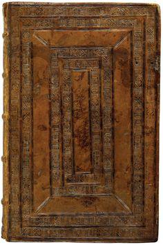 An Oxford Binding by Nicholas Smith. [Epistolai Ellenikoi amoibaiai]' hoc est Epistolae Graecanicae Mutuae. [Geneva]: Sumptibus Caldorianae Societatis, 1606