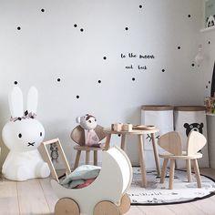 Si mezclamos Instagram con decoración nórdica nos salen cuentas tan geniales y adictivas como la de @linnbp77, que nos muestra los ambientes de su preciosa casa, como no, decorada en estilo escandinavo. Así que nos hemos quedado prendadas del estilo que vemos en los cuartos infantiles, que nos pueden servir de mucha inspiración. Además, es …