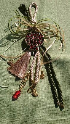 Christmas Ideas, Christmas Crafts, Crochet Flowers, Diy Gifts, Decoupage, Greek, Bag, Jewelry, Creativity