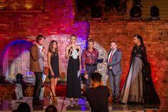 """L'Alta Moda di Michele Miglionico a """"La Notte veste Senise"""" (PZ) e alla """"Notte Glamour"""" a Galatone (LE)"""