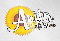 Diseño de Logotipo  Anita Craft Store