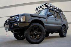2004 Land Rover Discovery CUSTOM SE