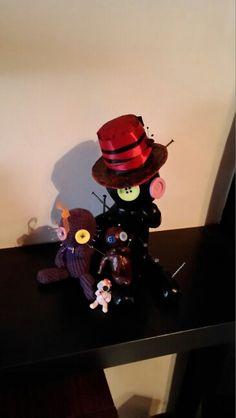 Poupées voodoo