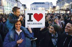 Molenbeek, Bruxelles: il cuore ferito dell'Europa