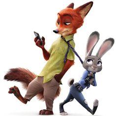 2 Sizes to choose from Zootopia Plush Doll Animation Movie Utopia Nick Fox Judy Rabbit Gift Kids toy