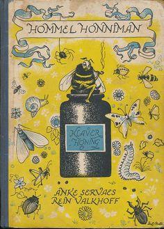 cover  Hommel Honniman 1947 by janwillemsen, via Flickr