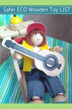 Safe wooden toy brands