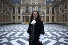 Vogue reveals everything you need to know about the BBC's new Versailles TV Show - from the cast to the characters