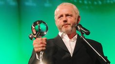David Morse with his best actor award for Collaborator - Karlovy Vary International Film Festival 2011
