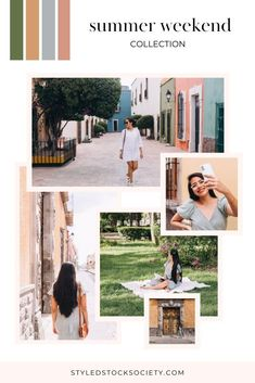 Summer travel inspiration mood board | summer activities aesthetic | lifestyle stock photos for women entrepreneurs and bloggers by Styled Stock Society Business Stock Photos, Free Stock Photos, Photography Tips, Travel Photography, Travel Inspiration, Design Inspiration, Brand Design, Summer Travel, Summer Activities