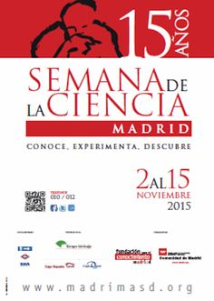 Semana de la Ciencia - http://www.absolutmadrid.com/semana-de-la-ciencia/