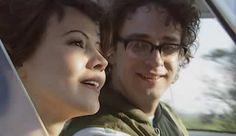 Ruth Infarinato y Gustavo Cerati