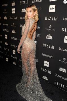 Hailey Baldwin assiste à la soirée Icons du magazine Harper's Bazaar au Plaza…