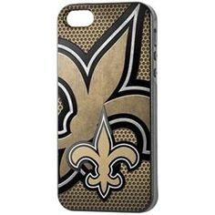 NFL Dual Protector Case for Apple iPhone 5/5S/SE - New Orleans Saints