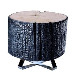 Bleu Nature Stool