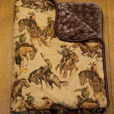 Items similar to Cowboy Vintage Western Baby Blankets by Cowbaby Gear on Etsy Western Babies, Country Babies, Western Baby Clothes, Cute Babies, Baby Kids, Baby Baby, Little Cowboy, Cowboy Baby, Cowboy Western