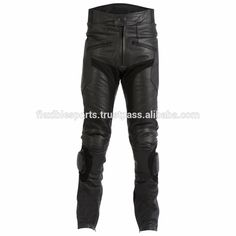 Durable Extreme Comfort Men Leather Motorbike Pants