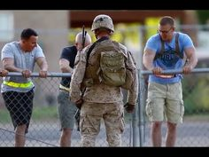COLLAPSE OF AMERICA - U.S. Marines Practice Controlling Angry Citizens D...