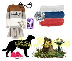 """في روسيا"" by dalsaw ❤ liked on Polyvore featuring beauty, River Island, Spy Optic, Chanel and Wanted"