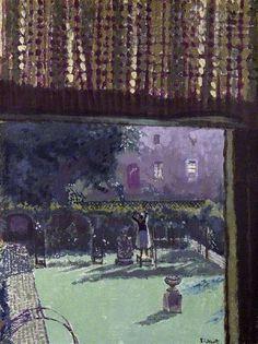 Lainey's Garden (The Garden of Love) / Walter Richard Sickert / c.1927–1931 / Oil on canvas