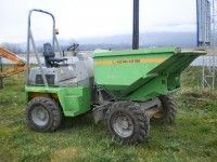 AUSA 400 AHG Tractors, Vehicles, Rolling Stock, Vehicle, Tools