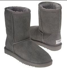 I don't think any of us could live without our Ugg boots