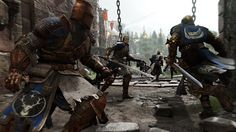For Honor #ForHonor #Ubisoft #PC #PS4 #XboxOne #Vikings #Samurais #Medieval #Adventure #Games #VideoGames