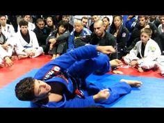 Kurt Osiander's Move of the Week - Half Guard Sweep - YouTube