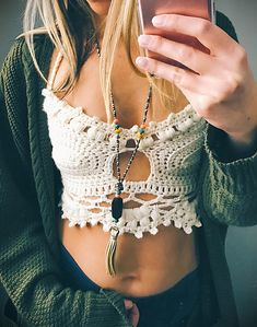 Crochet Pattern The Boho Bloss Bralette Pattern. ****** This listing is for an INSTANT DOWNLOAD Crochet Bralette PATTERN PDF, not a finished Bralette********* Crochet Pattern to make Size:Adjustable to Fit any Women Can be made with any worsted weight yarn #4 Patterns are