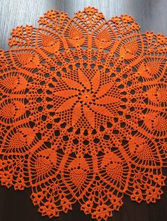 Veronica Crochet Y Tricot.: Paraguas A - Diy Crafts - Marecipe Filet Crochet, Thread Crochet, Crochet Shawl, Crochet Stitches, Easter Crochet, Crochet Round, Hand Crochet, Motif Mandala Crochet, Free Crochet Doily Patterns