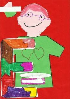 Εγώ και το αρχικό μου :: kidsactivities.gr Kai, Family Guy, Fictional Characters, Fantasy Characters, Griffins, Chicken