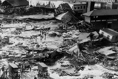 Solving a Mystery Behind the Deadly Tsunami of Molasses of 1919
