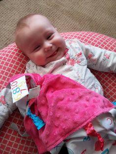 This #babyjackfan is all smiles!