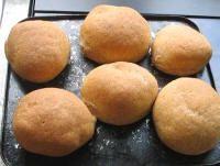 Scottish Recipes: Baps (Scottish Yeast Rolls)