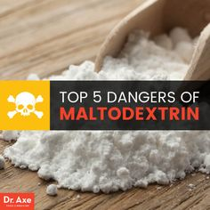 Maltodextrin - Dr. Axe http://www.draxe.com #health #holistic #natural Healthy Groceries, Candida Diet, Healthy Habits, Healthy Food Blogs, Healthy Eating, Health Resources, Health Tips, Health And Wellness, Health Fitness