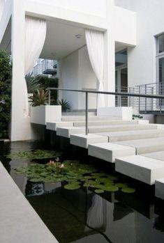 Vorhänge und Gardinen für den Außenbereich - Outdoor Design Ideen