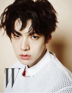 Ahn Jae Hyun for W Magazine August 2014 Issue