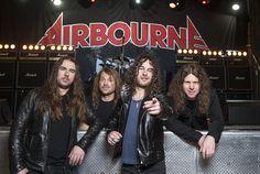 Breakin' Outta Hell — the new studio album from Airbourne, released September 23 via Spinefarm Records
