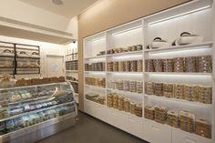 Shemo baykery by Studio Eti Dentes, Tel Aviv – Israel » Retail Design Blog