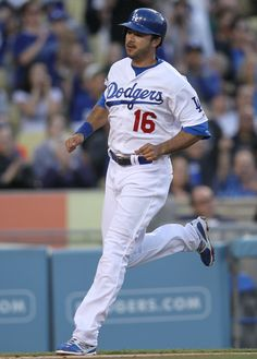 OF Andre Ethier, Dodger All Star 2010-'11 #VoteDodgers
