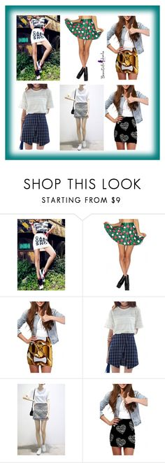 """Beautifulhalo 13 (II)"" by mini-kitty ❤ liked on Polyvore featuring bhalo and bhalo3"