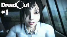 DreadOut Act 1 #1 [Facecam] - Schulausflug mit Hindernissen - Let's Play DreadOut