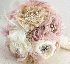 wedding brooch bouquet etsy